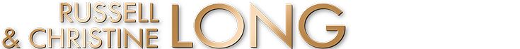 Christine and Russell Long logo